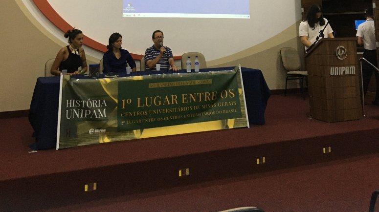 Diretório Acadêmico e coordenação de História promovem palestra com comunicador indígena