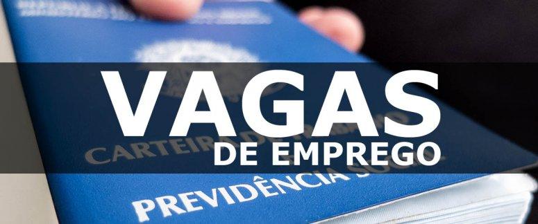 Vagas de empregos disponíveis em Patos de Minas nesta sexta-feira (13)