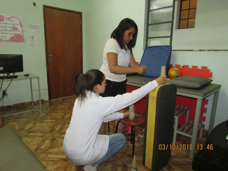 Reabilitação de Pacientes: Veja o depoimento emocionado da paciente Elisangela Mesquita Pereira Oliveira
