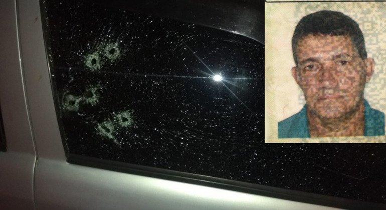 Açougueiro de Carmo do Paranaíba vítima de disparos de arma de fogo morre no Hospital Regional