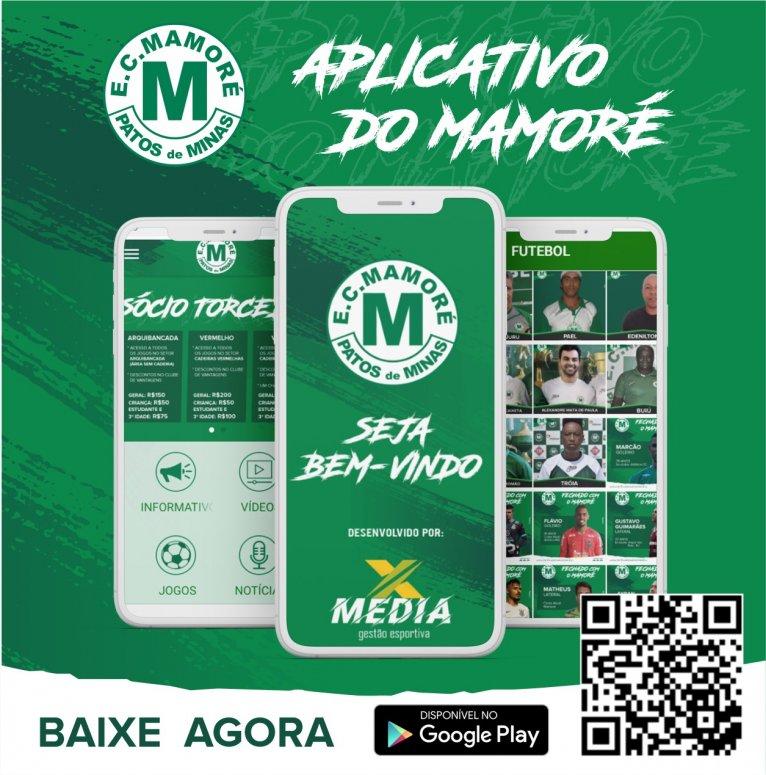 Mamoré inova mais uma vez e lança aplicativo para Smartphone