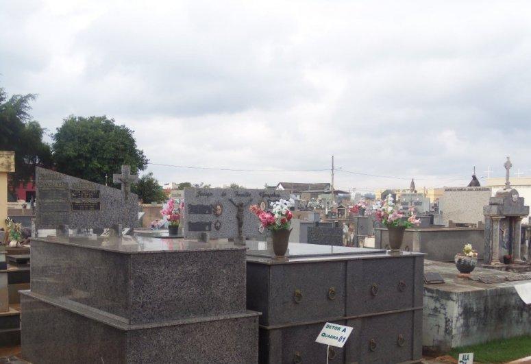 Cemitérios não poderão abrir para visitas no Dia de Finados