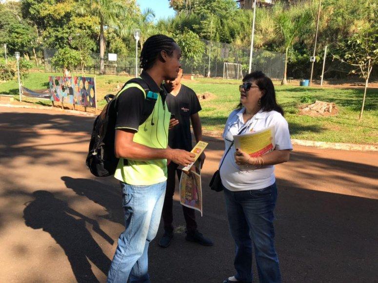 Creas realiza ações em prol do Dia Nacional de Combate ao Abuso e à Exploração Sexual contra Crianças e Adolescentes