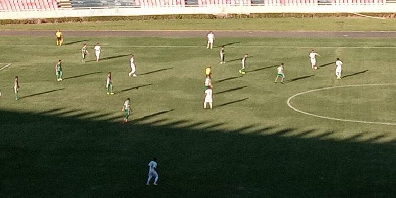 Mamoré joga com o Sub-20 do Uberlândia e volta a Patos com empate sem gols
