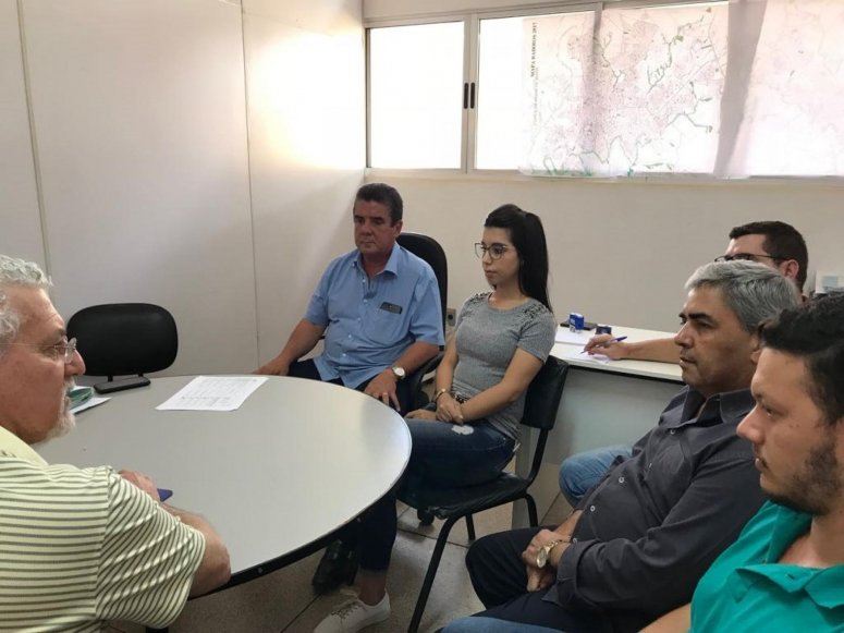 Prefeitura recebe consultoria para Revisão do Processo de Concessão do Alvará Municipal