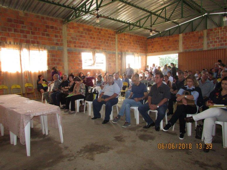 Moradores de Santana de Patos e comunidades apresentam sugestões para a Revisão do Plano Diretor