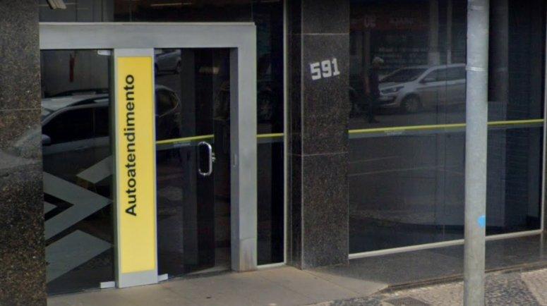 Agências do Banco do Brasil são fechadas para sanitização