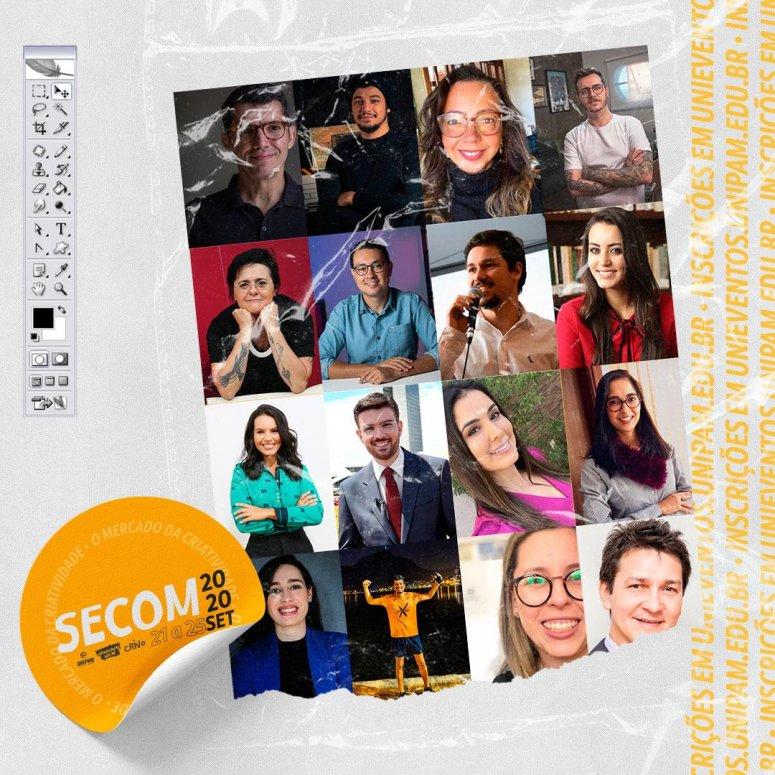 """""""Mercado da Criatividade"""" é tema da Semana da Comunicação deste ano"""