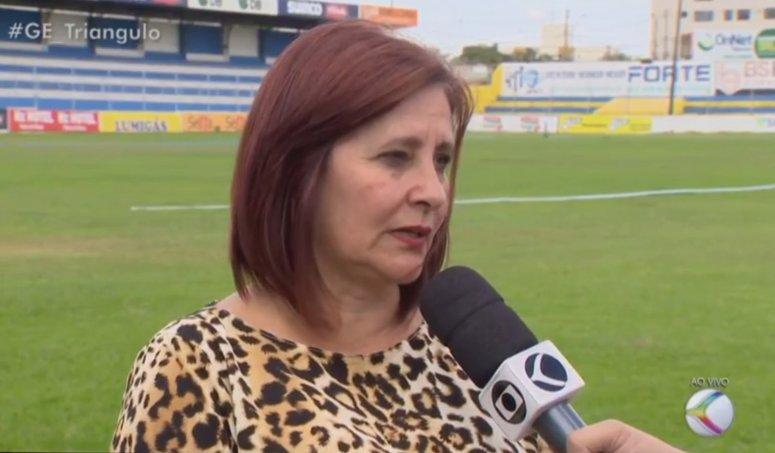 Nova presidente da URT adianta busca por gerente de futebol para 2020