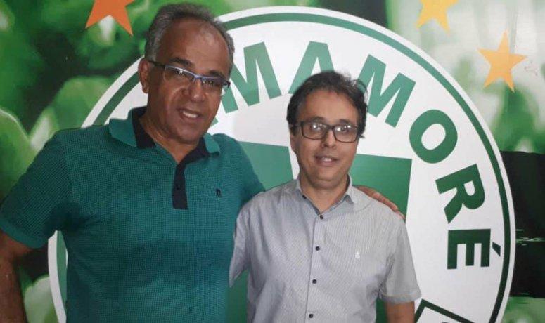 Wantuil Rodrigues é anunciado como técnico do Mamoré