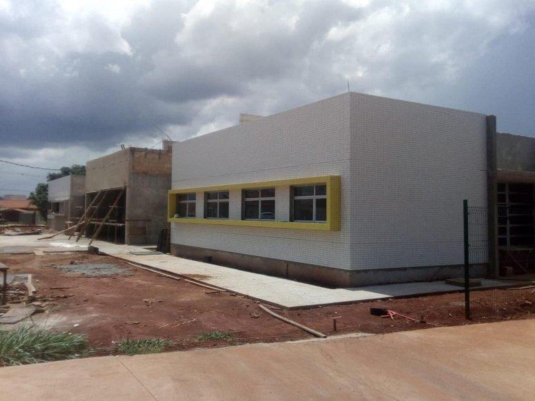 Obras do Centro Especializado em Reabilitação têm previsão de término em março de 2020