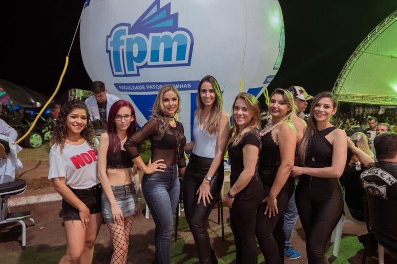 Ações da FPM no September Motofest engajam o público