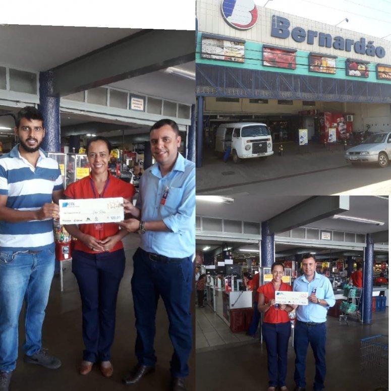 CDL divulga associados premiados na campanha Sonho de Natal