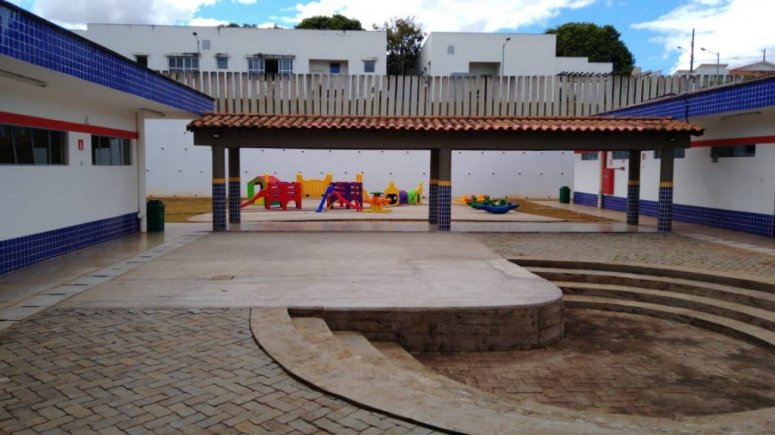 Prefeitura inaugura CMEI José Pereira da Fonseca, no Nova Floresta