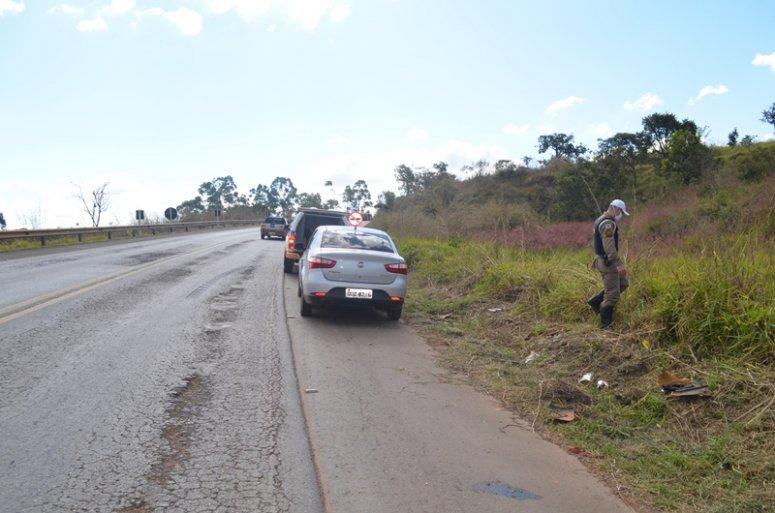 Motociclista de 31 anos morre após sofrer acidente na BR-354