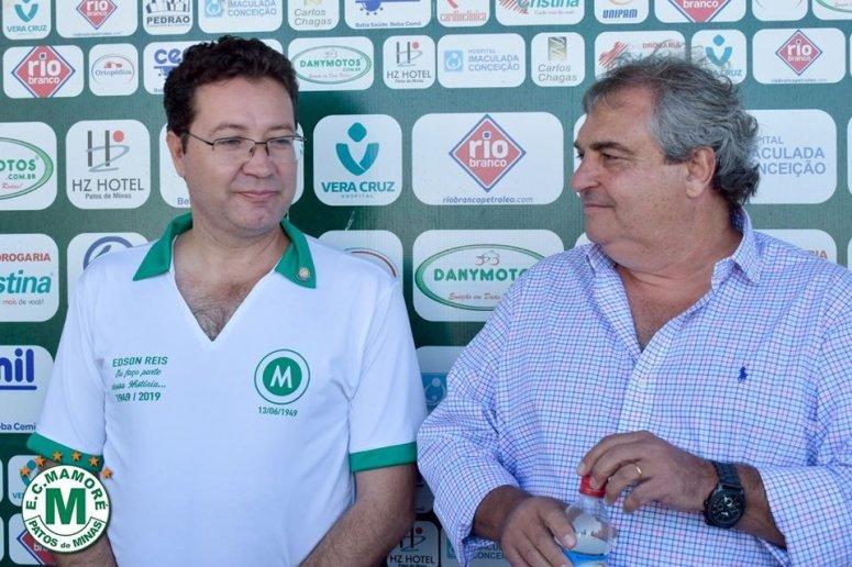 Conselho Deliberativo do Esporte Clube Mamoré realiza reunião para homologar a indicação do grupo gestor
