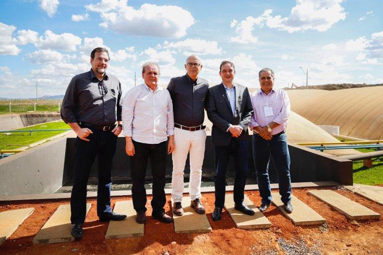 Presidente da FIEMG visita Patos de Minas com mensagem de união