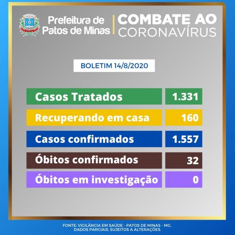 Prefeitura publica informações oficiais sobre coronavírus