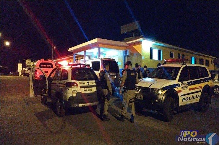 Jovem de 19 anos é morto a tiros no bairro Planalto, em Presidente Olegário