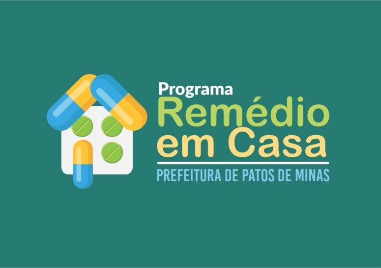 Programa Remédio em Casa completa dois meses de funcionamento e já entregou mais de 5.500 itens
