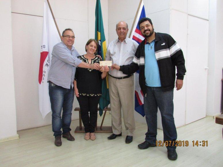 Verba do orçamento anual da Câmara dos Vereadores é devolvida à Prefeitura de Patos de Minas