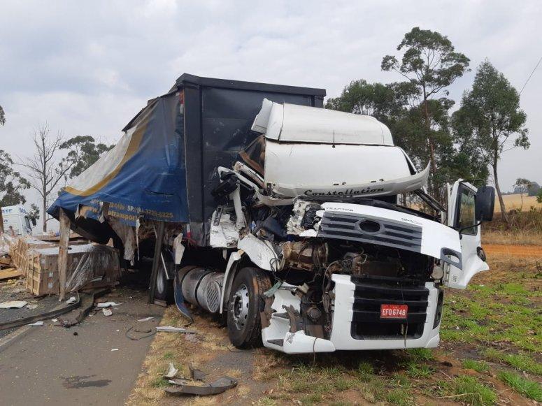 Após tragédia que matou 12 pessoas, novo acidente é registrado na BR-365