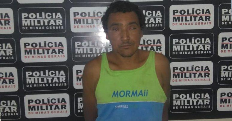 Dono de ferro-velho é preso suspeito de receptação de veículo em Brasilândia de Minas