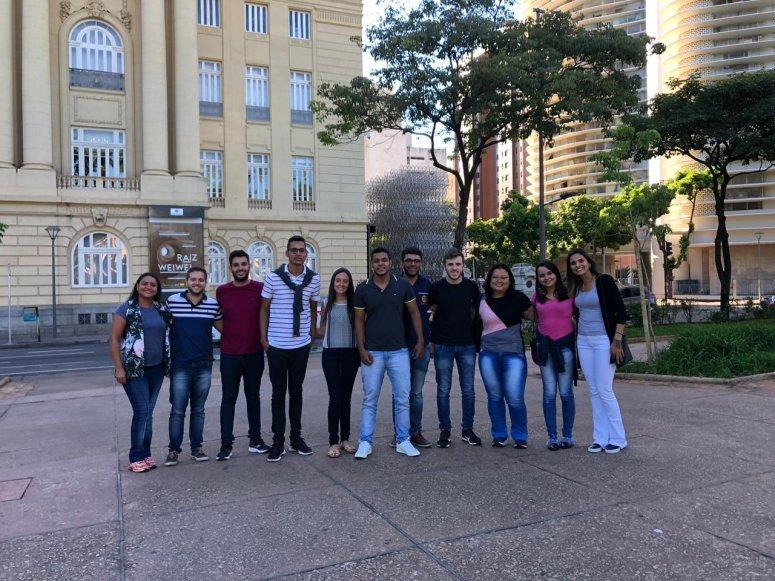 Professores e alunos de Engenharia Civil participam de Encontro em Belo Horizonte