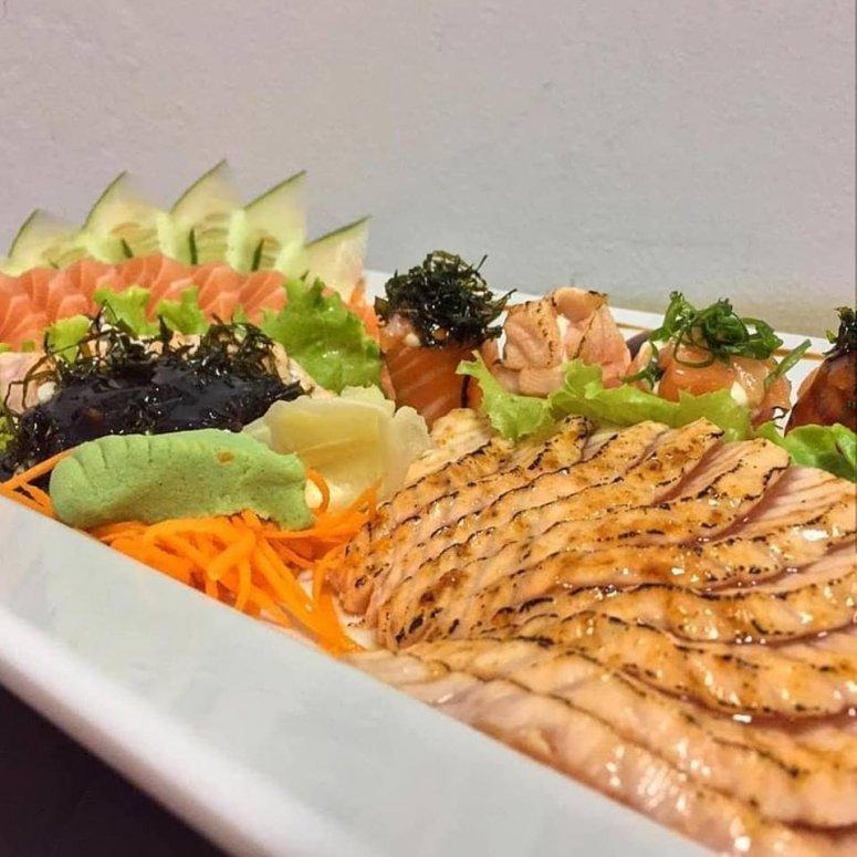 Casa de comida japonesa garante bom fluxo de clientes com diferenciais