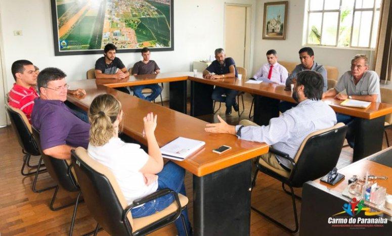 Prefeito intensifica medidas para amenizar estragos causados pelas chuvas em Carmo do Paranaíba