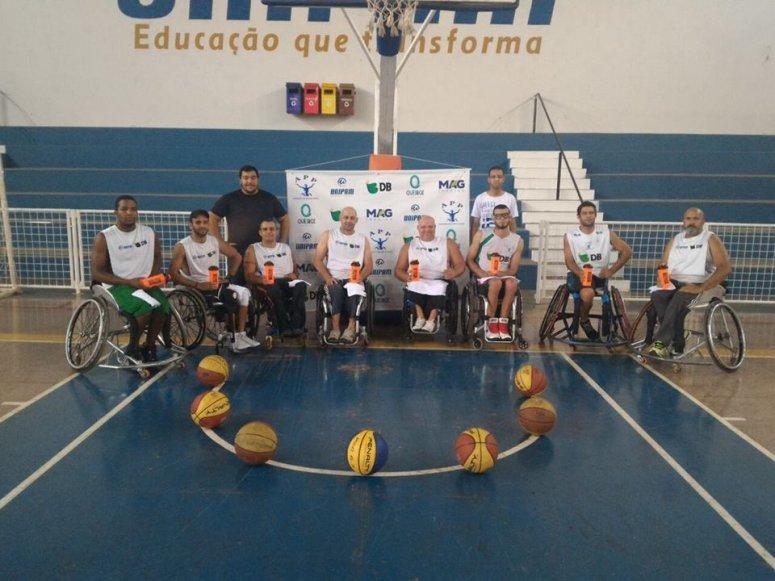 Equipe APP-UNIPAM-DB representará Minas Gerais em Campeonato Brasileiro