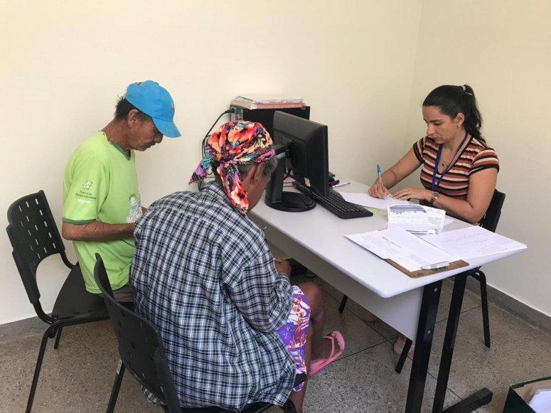 CRAS II no seu bairro: ações de apoio a famílias carentes