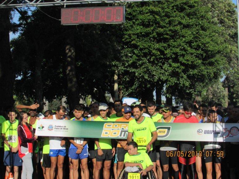 Corrida do Milho é sucesso de público na edição de 10 anos do evento esportivo