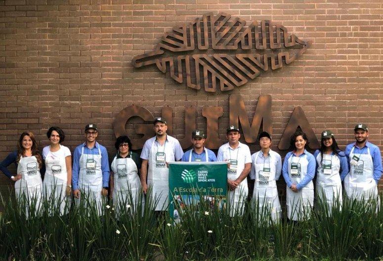 Funcionários da Guima Café, no noroeste mineiro, recebem curso de Classificação e Degustação de Cafés Especiais