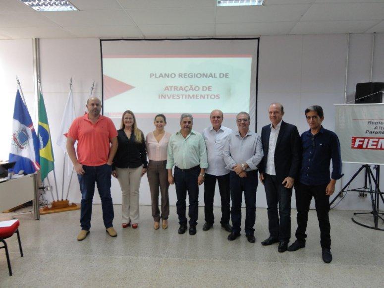 FIEMG lança o Plano Regional de Atração de Investimentos, em Patos de Minas