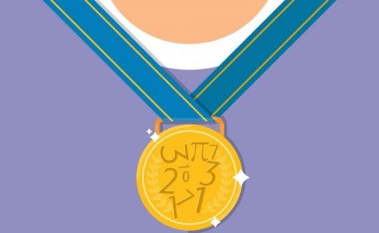 Aluno da rede municipal de ensino é medalhista de ouro na OBMEP/2019