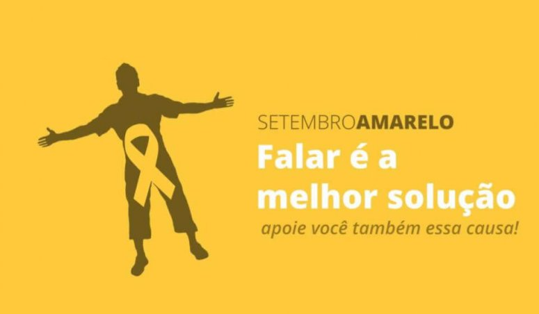 Campanha de Prevenção ao Suicídio, Setembro Amarelo terá atividades diversificadas realizadas pela Prefeitura