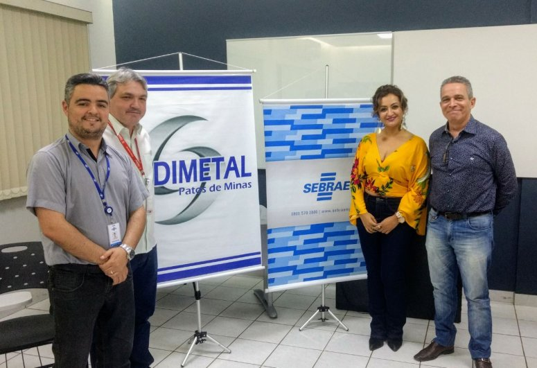 Metalmecânico de Patrocínio receberá ações para o fortalecimento do setor