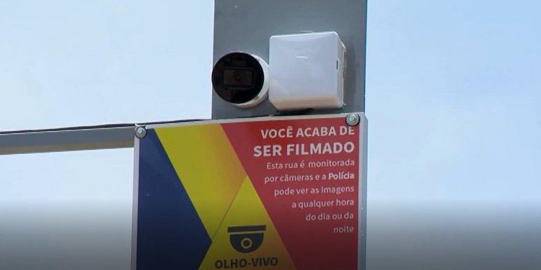 PM em Patos de Minas quer expandir o projeto ´Olho Vivo Cidadão´