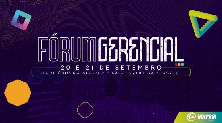 Fórum Gerencial será promovido no UNIPAM