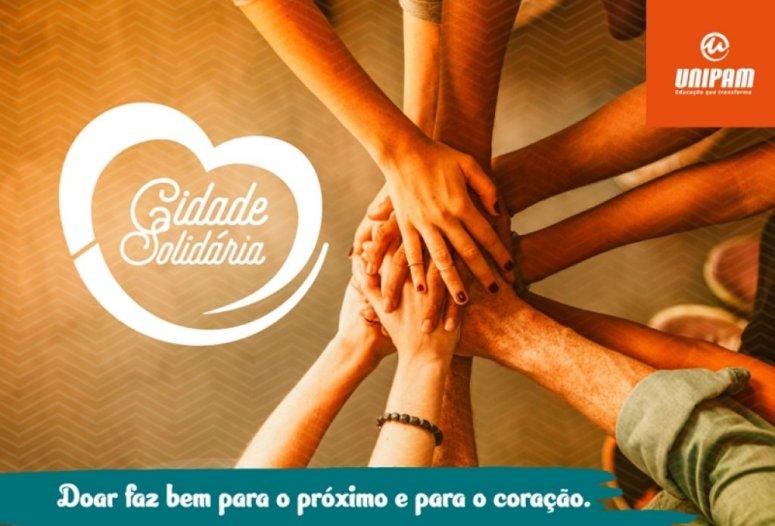 """Arrecadações da campanha """"Cidade Solidária"""" encerram neste mês"""