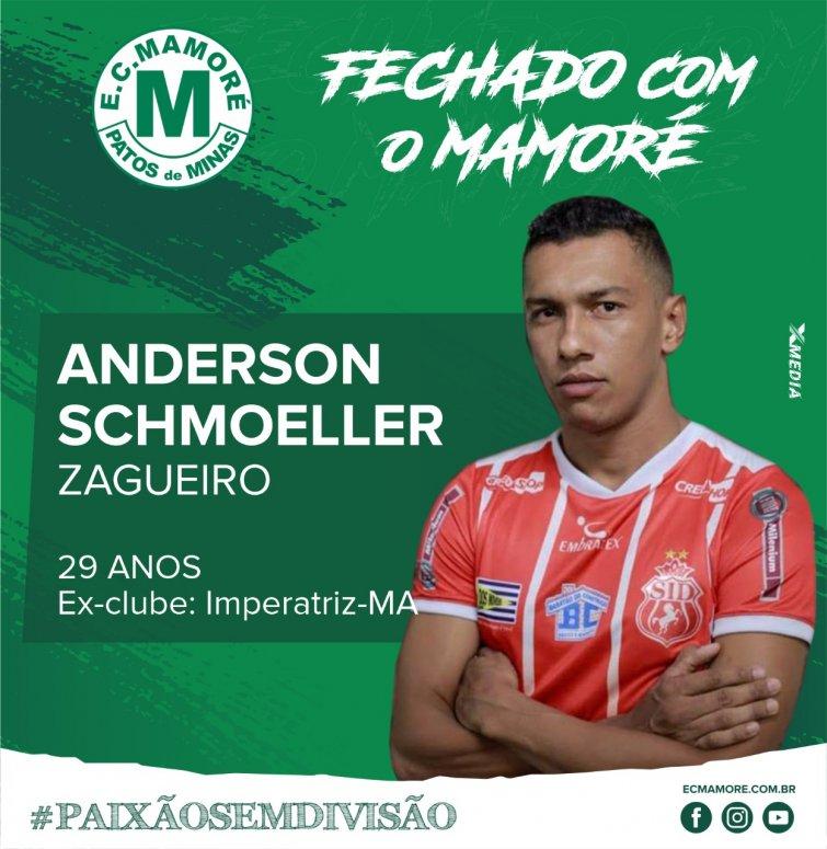 Zagueiro com experiência no futebol nordestino é contratado pelo Mamoré