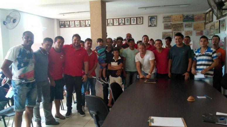 Abertura da Taça Zona Rural de futebol será no domingo, dia 11, no PTC 2