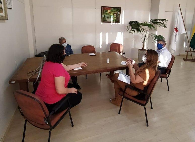 Pró-Saúde e Santa Casa projetam ação filantrópica