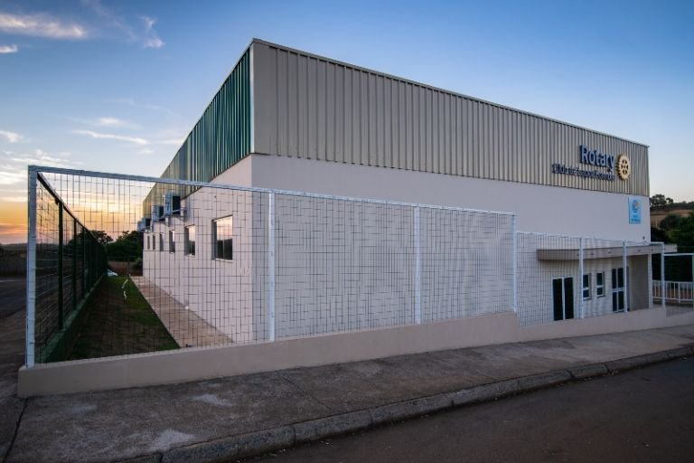 Roatary Club de Lagoa Formosa inaugura sede própria