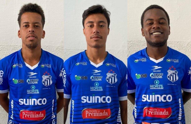 URT confirma elenco e se reapresenta para volta do Campeonato Mineiro