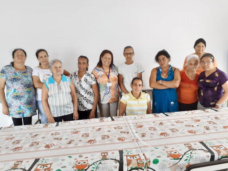 CRAS IV realiza encontro com usuários do Benefício de Prestação Continuada