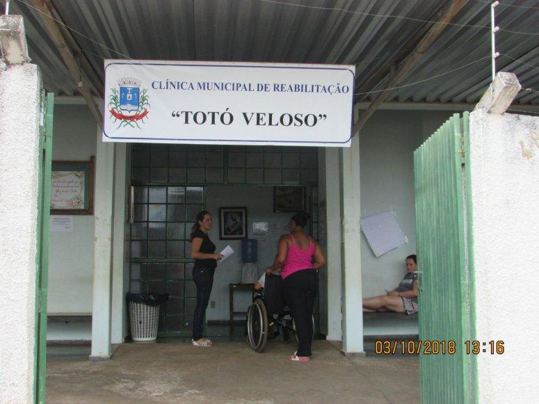 Reabilitação de Pacientes: Conheça Sérgio Antônio Cimetta, paciente atendido pela Totó Veloso, e que será beneficiado com o CER II