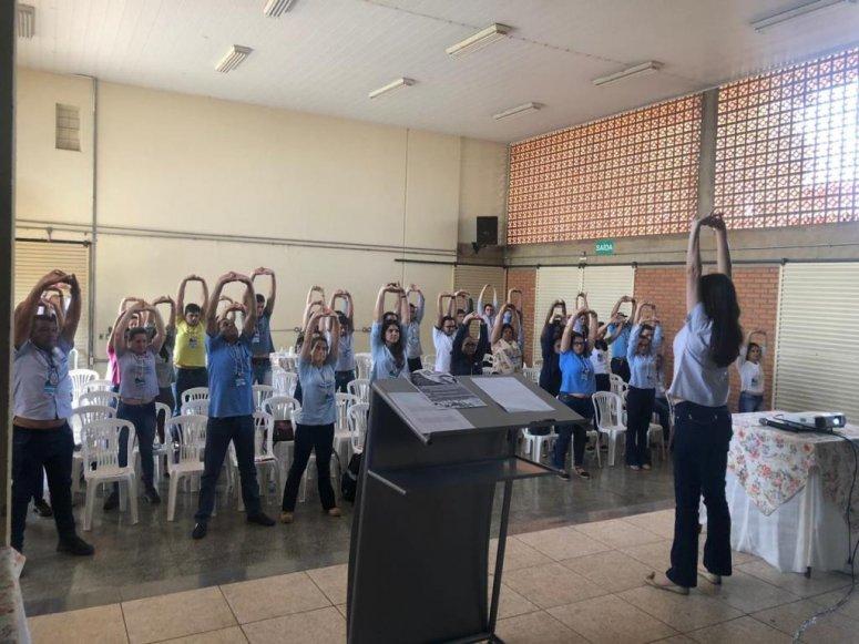 SESI promove Workshop de Saúde e Segurança do Trabalho