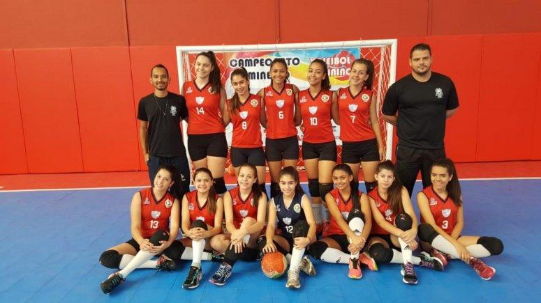Patos de Minas será sede de campeonato mineiro de vôlei feminino neste mês